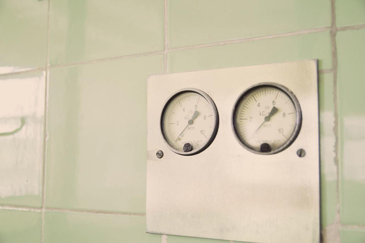 Opuszczony Szpital-Specjalistyczny - ciśnienie