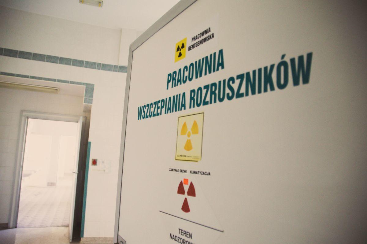 Opuszczony Szpital-Specjalistyczny - Pracownia Wszczepiania Rozruszników