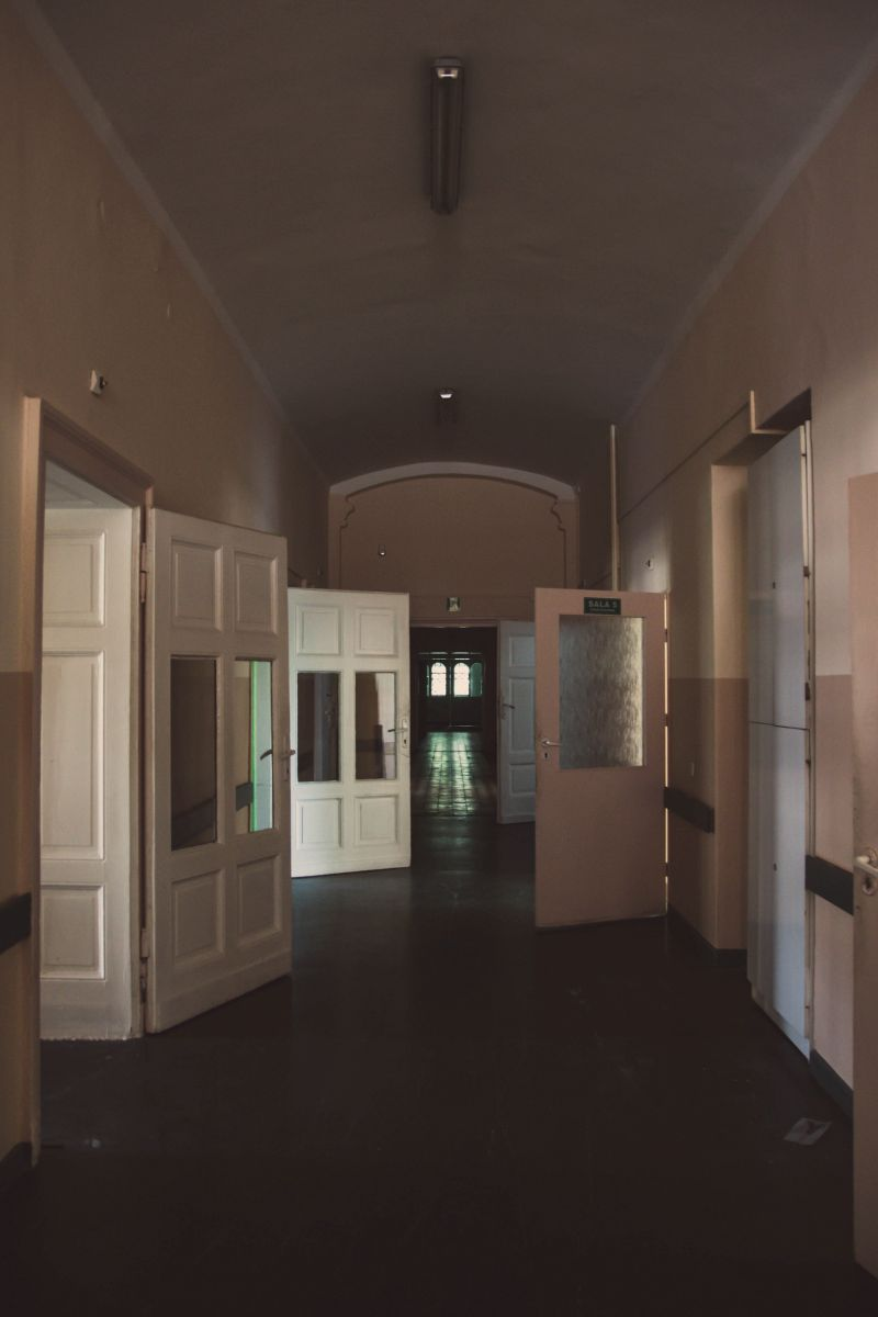 Opuszczony Szpital-Specjalistyczny