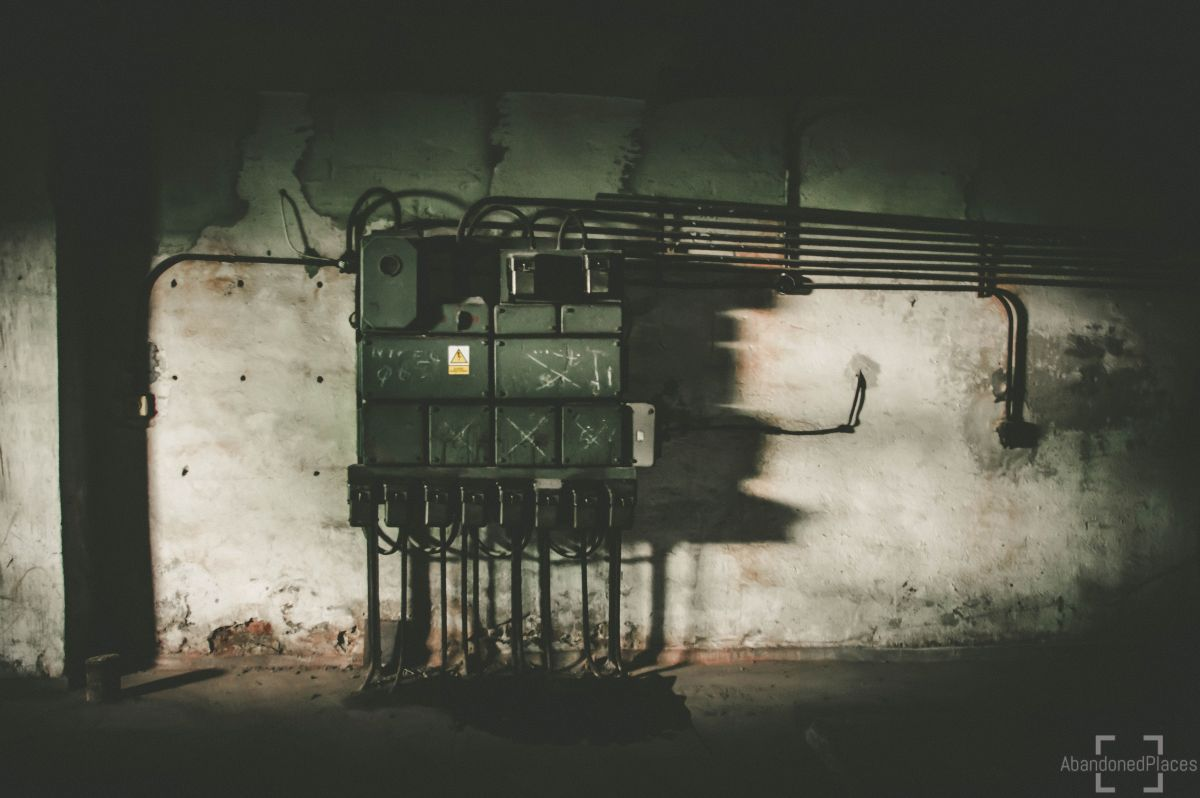Opuszczony Szpital Kolejowy