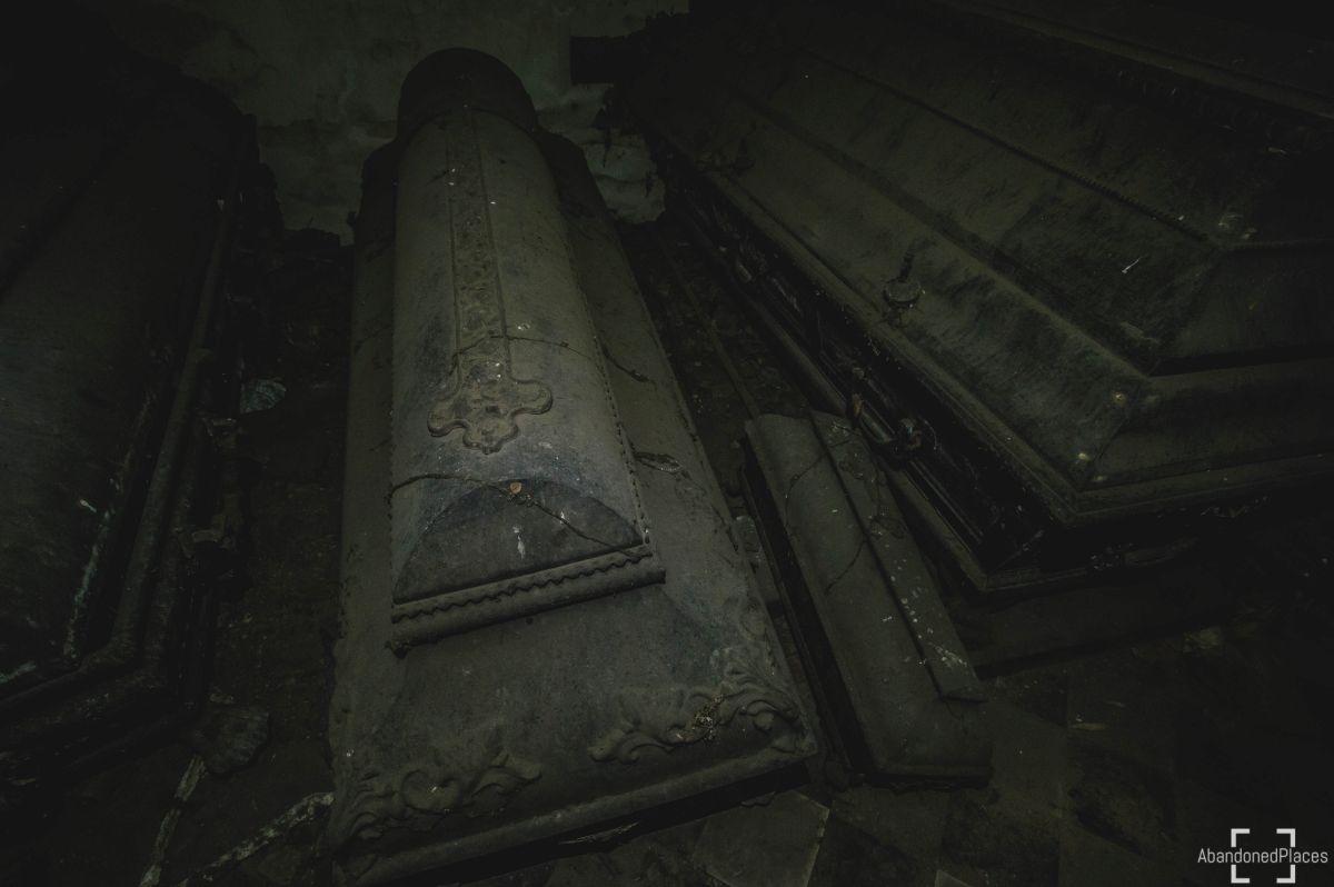 Opuszczona Krypta