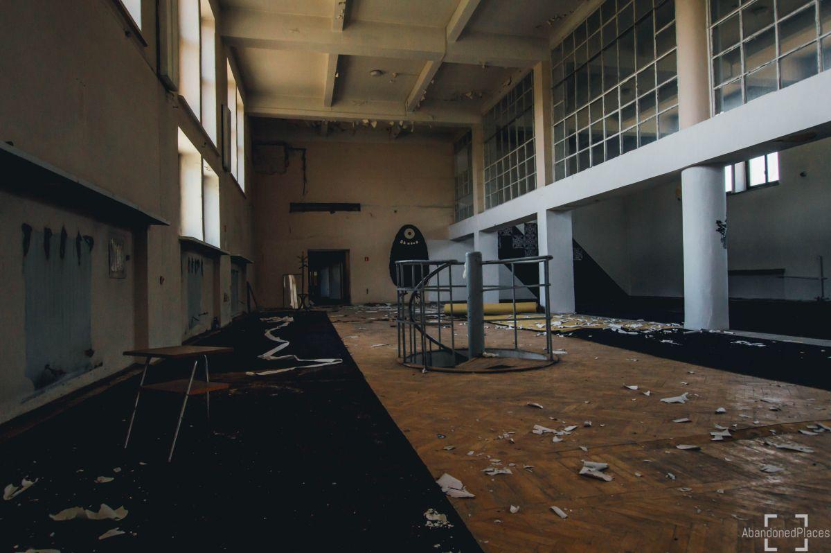 Opuszczony Ośrodek Nadawczy