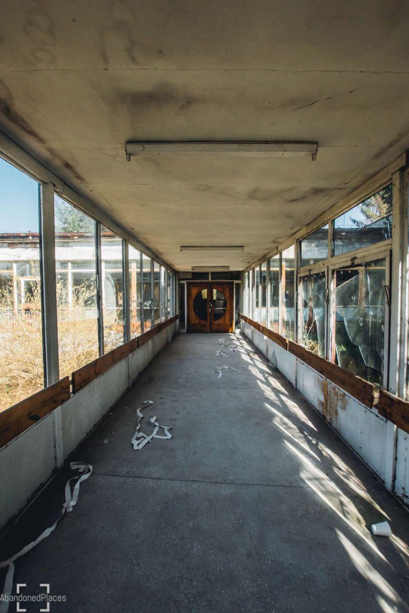Opuszczony Ośrodek Wczasowy - Okrąglaki