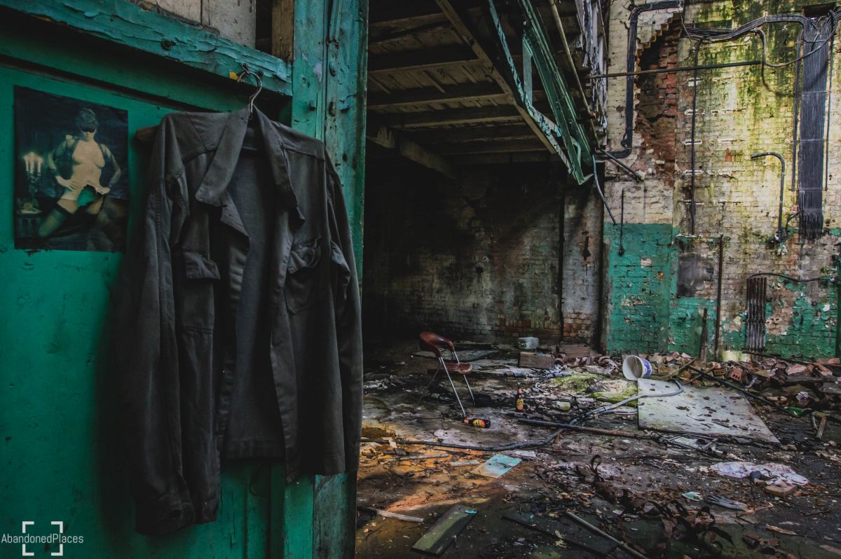 Opuszczone Zakłady Naprawcze